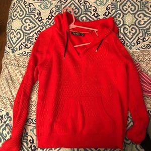Coral RL hoodie ‼️